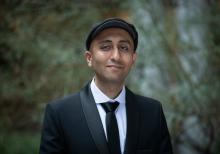 Headshot of Hamid Ghaderi